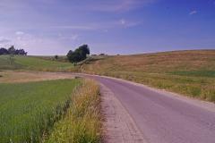 Okolice wsi Ramleje